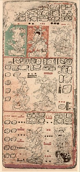 Codice De Dresden