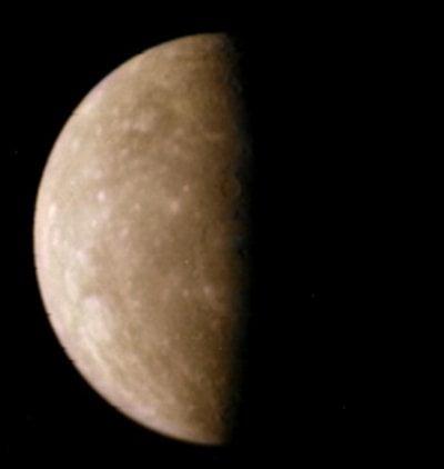 Mercurio Por La Mariner 10