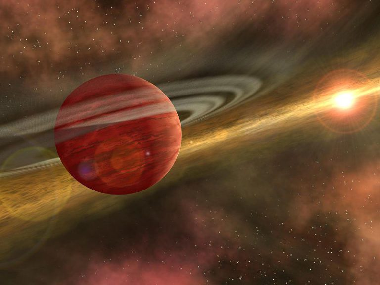 Planeta En Formacion