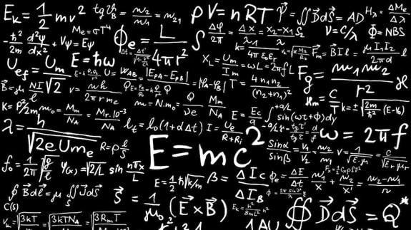 El universo en una calculadora
