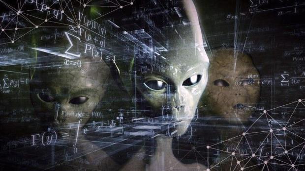 Alienígenas matemáticos