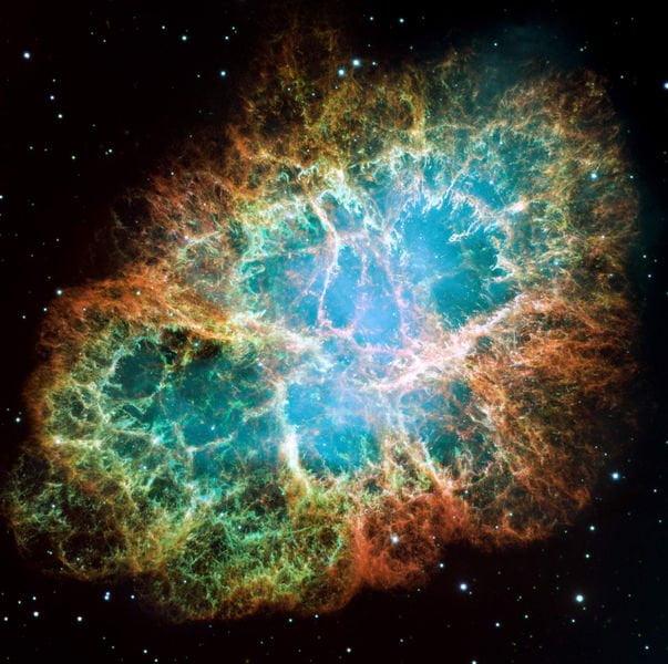 Nebulosa del Cangrejo.