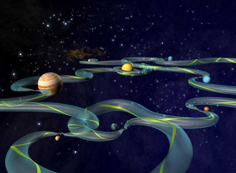 Red de Transporte Interplanetario
