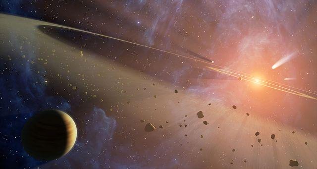 Conspiración en Epsilon Eridani (II)